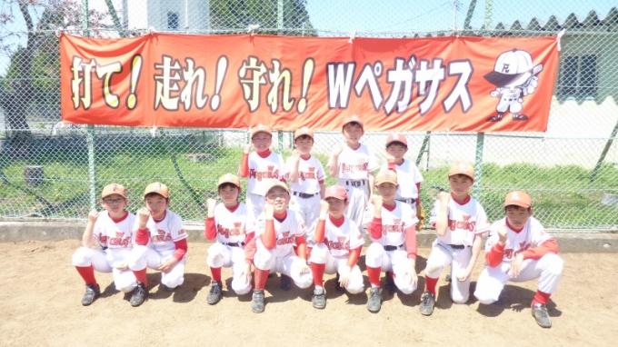 少年野球団ホワイトペガサス